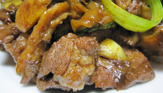 Resep Oseng / TUMIS Daging SAPI