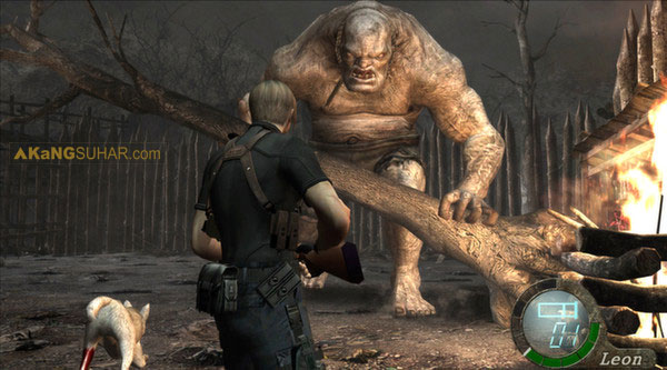Download Game Resident Evil 4 Ultimate HD Full Version Game