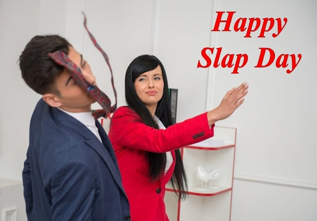 How To Celebrate Slap Day
