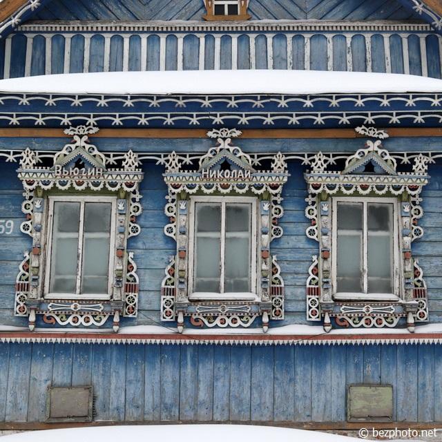 самые красивые деревянные дома в россии