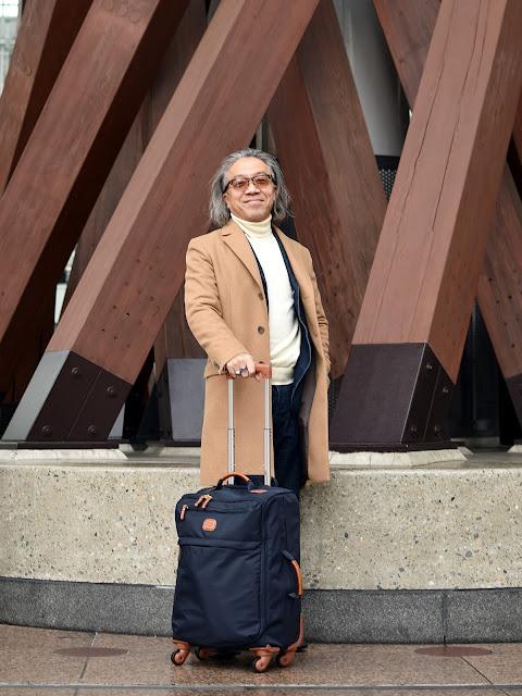 40代メンズ 旅行ファッション