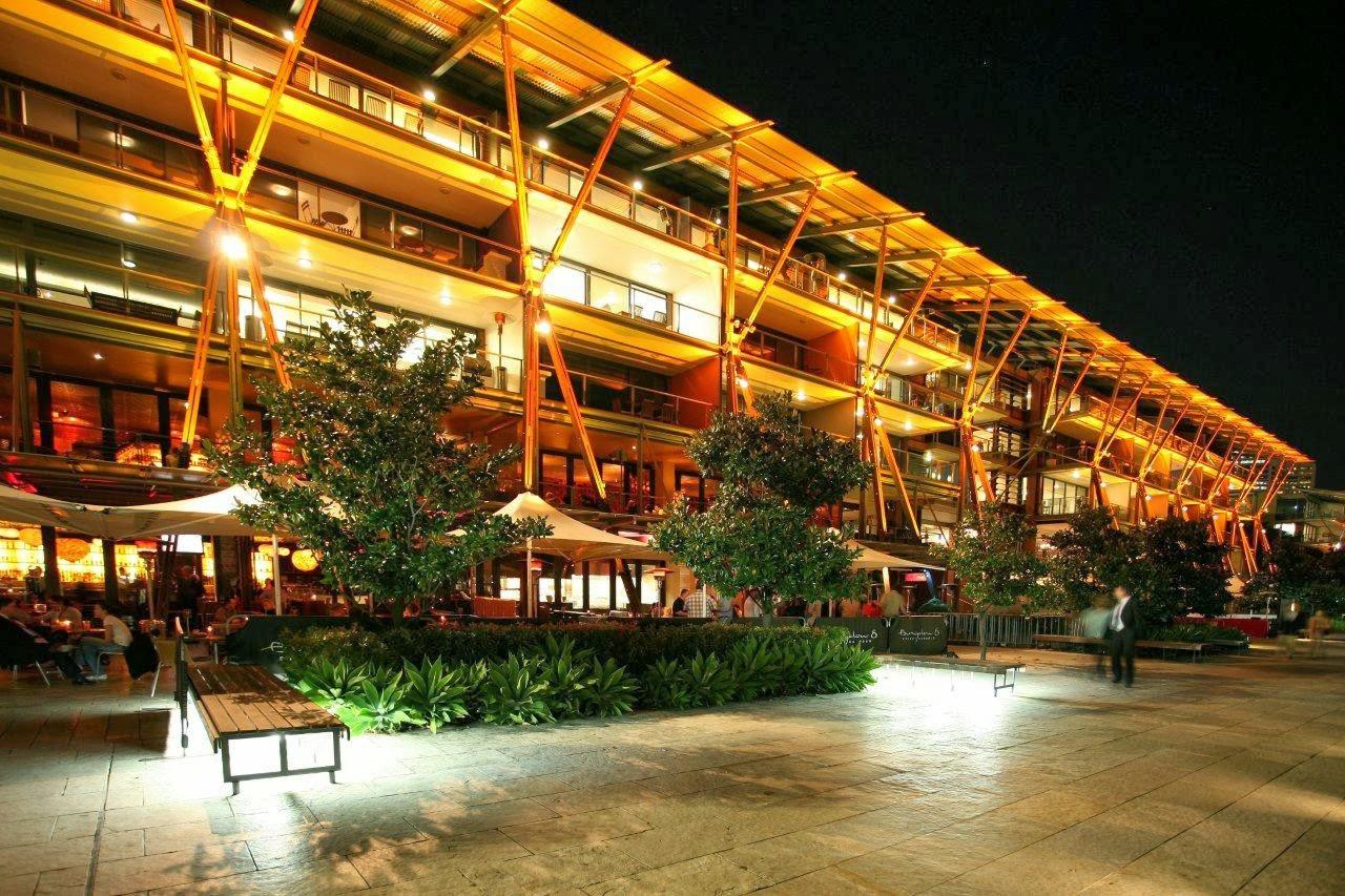 King Street Wharf Restaurants Malaya