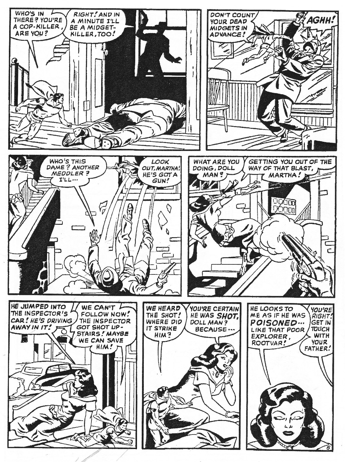 Read online Men of Mystery Comics comic -  Issue #62 - 7