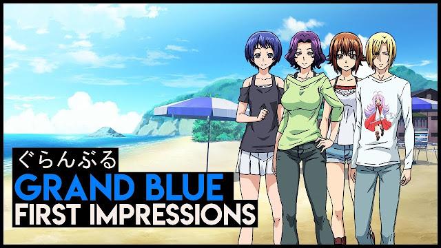 Grand Blue Epsiode 1-13 Subtitle Indonesia