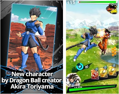 DRAGON BALL LEGENDS MOD APK v1.3.0 Free Download  Android