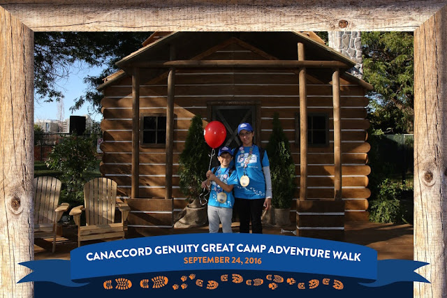 Main Camp - The 2016 Great Camp Adventure Walk - #WalkforSickKids