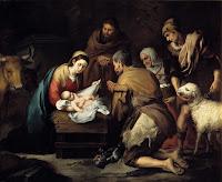 Murillo - Adoración de los pastores (h. 1650) - Museo del Prado