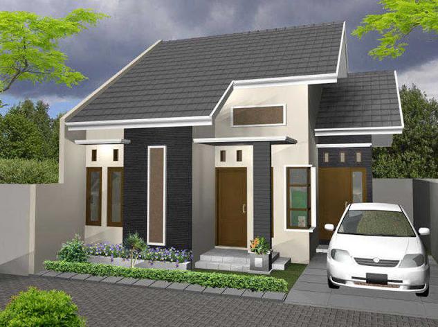 40 Desain Rumah Minimalis Type 36 Terbaru Rumahku Unik