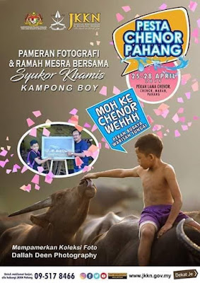 pesta chenor pahang 2019