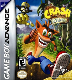 Crash Bandicoot XS ( BR ) [ GBA ]