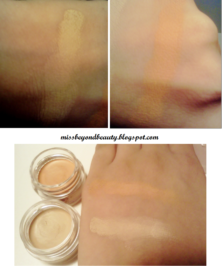 Miss Beyond Beauty: Concealer Critic: NYX Concealer in a ...