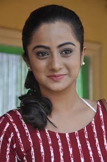 Actress Namitha Pramod Stills on talabbayi sets  0004.jpg