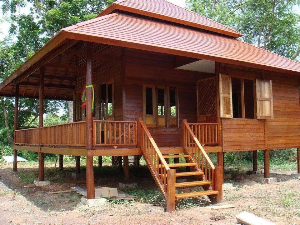 Modern%2BBahay%2BKubo%2BKahit%2BMunti Nipa%2BHut%2B%25283%2529 - Get Small Modern Rest House Design Pictures