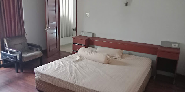 Kamar Tidur Rumah Mewah Modern Di Jalan Kemiri II Simpang Limun Medan Sumatera Utara - 0812 8383 8397
