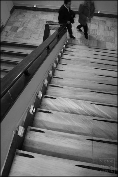 fotografia,escalera,limites,serie,ruzafa,valencia