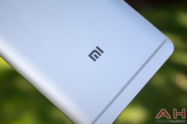 """Xiaomi Mi 6 có màn hình 5,2"""", chip Snapdragon 835"""