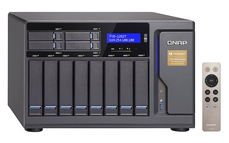 QNAP vs Synology Best NAS Boxes for 2017