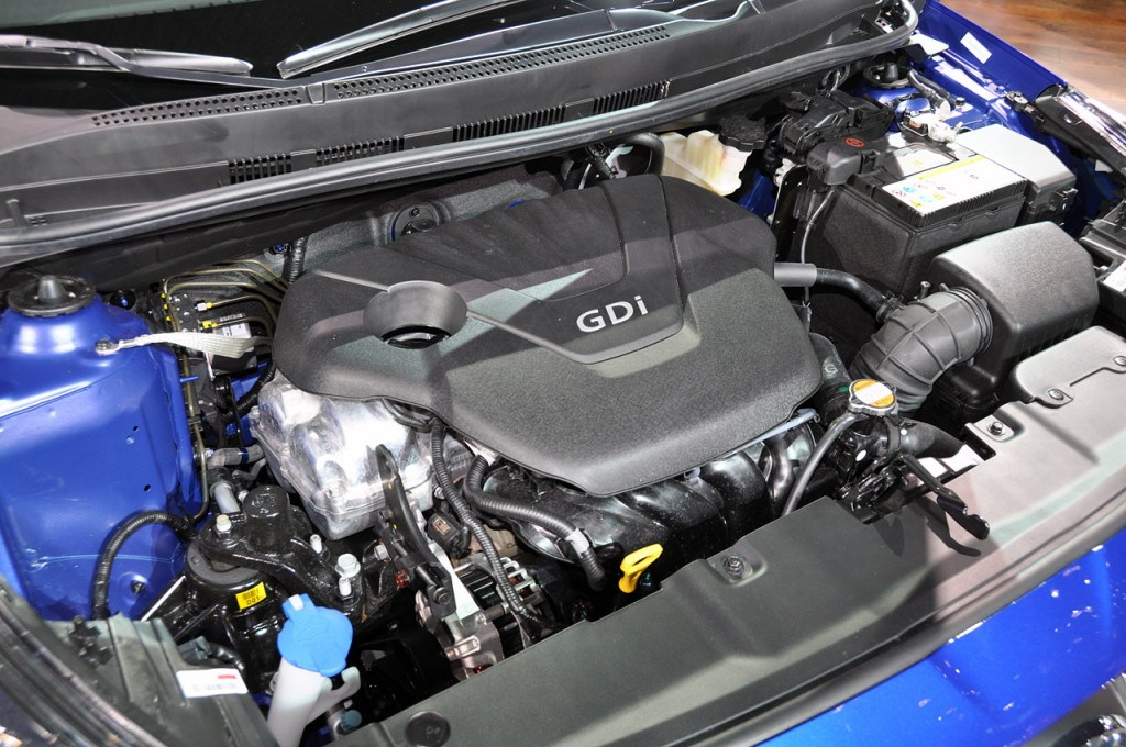 Hyundai Accent Engine X