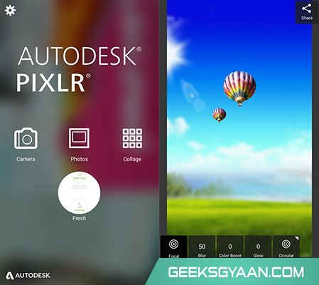 pixlr best photo editing app