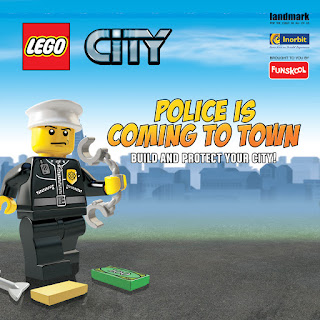 Inorbit mall vashi block your calender for playtime with lego