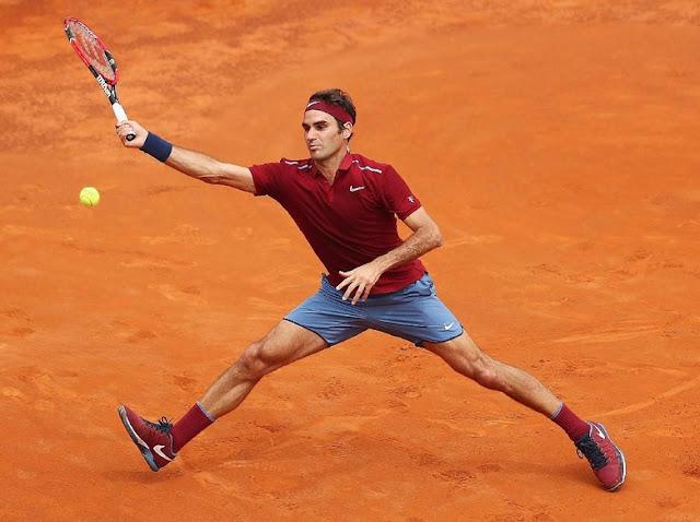Federer Pertimbangkan Main Lagi di Musim Tanah Liat di 2019