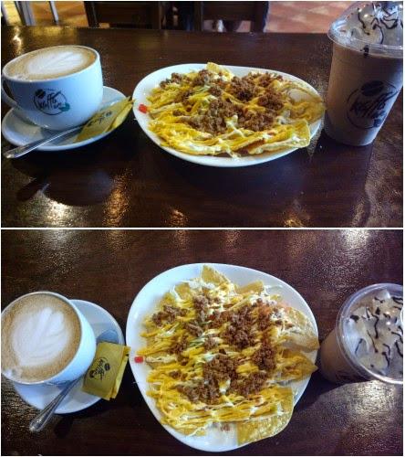 Wallstreet Café CB Mall Urdaneta City