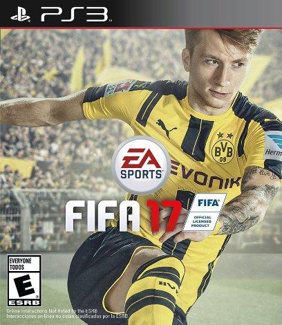 [GAMES] FIFA 17 (PS3/EUR)