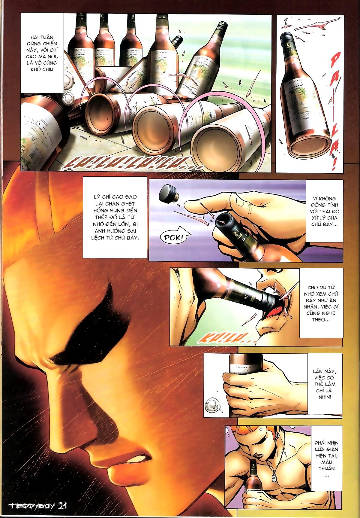 Người Trong Giang Hồ - Chapter 1354: Nam Ca đã chết - Pic 17