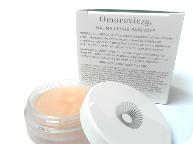 A picture of Omorovicza Perfecting Lip Balm