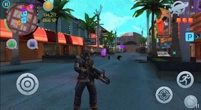 Gangstar Vegas Mod Apk Data v2.9.0o VIP Mega Mod