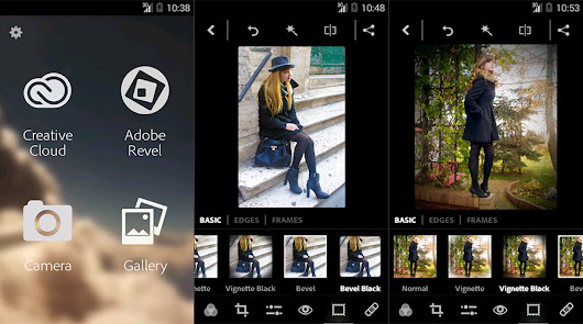 Adobe Photoshop Express Premium v3.1.144 Cracked APK Free Download