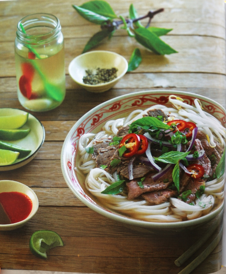 Mission: Food: The Pho Cookbook: Chicken Pho