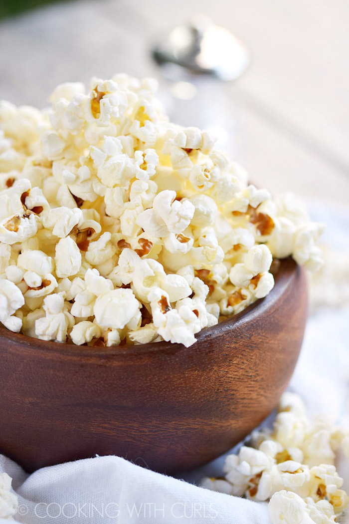 Instant Pot Pop Corn