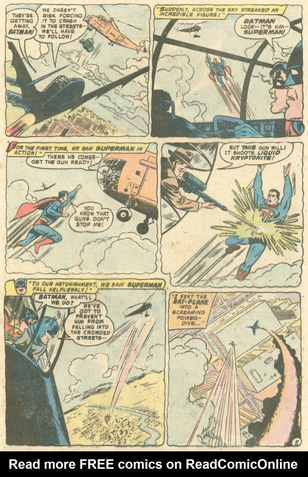 Read online World's Finest Comics comic -  Issue #229 - 9
