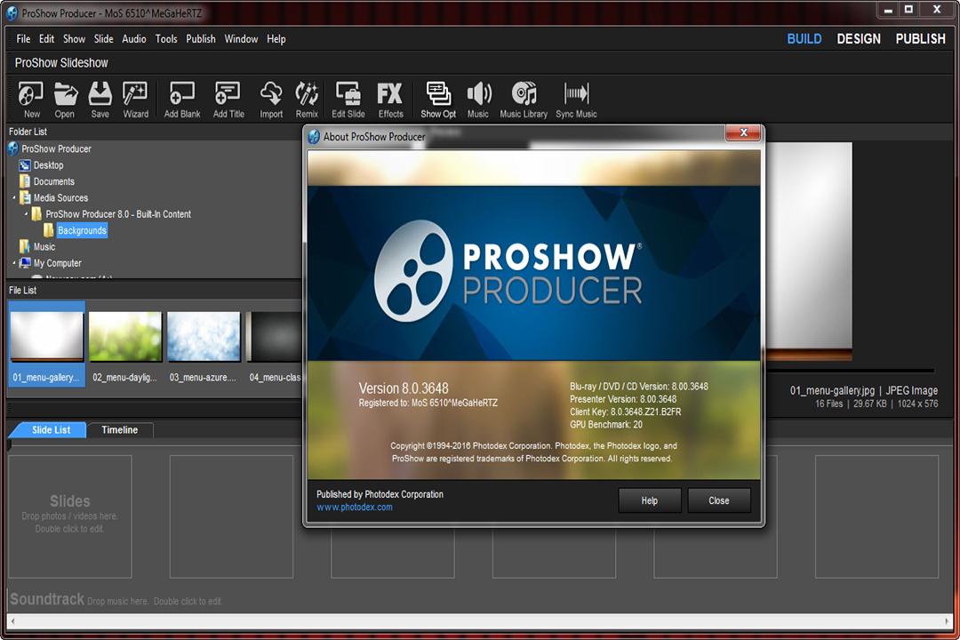photodex proshow producer with crack