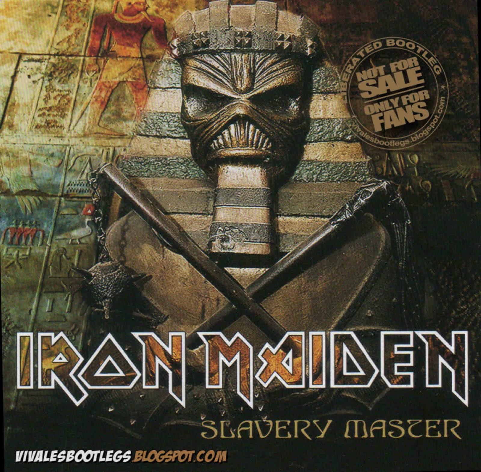 Iron Maiden: Slavery Master  Mecca Arena, Milwaukee