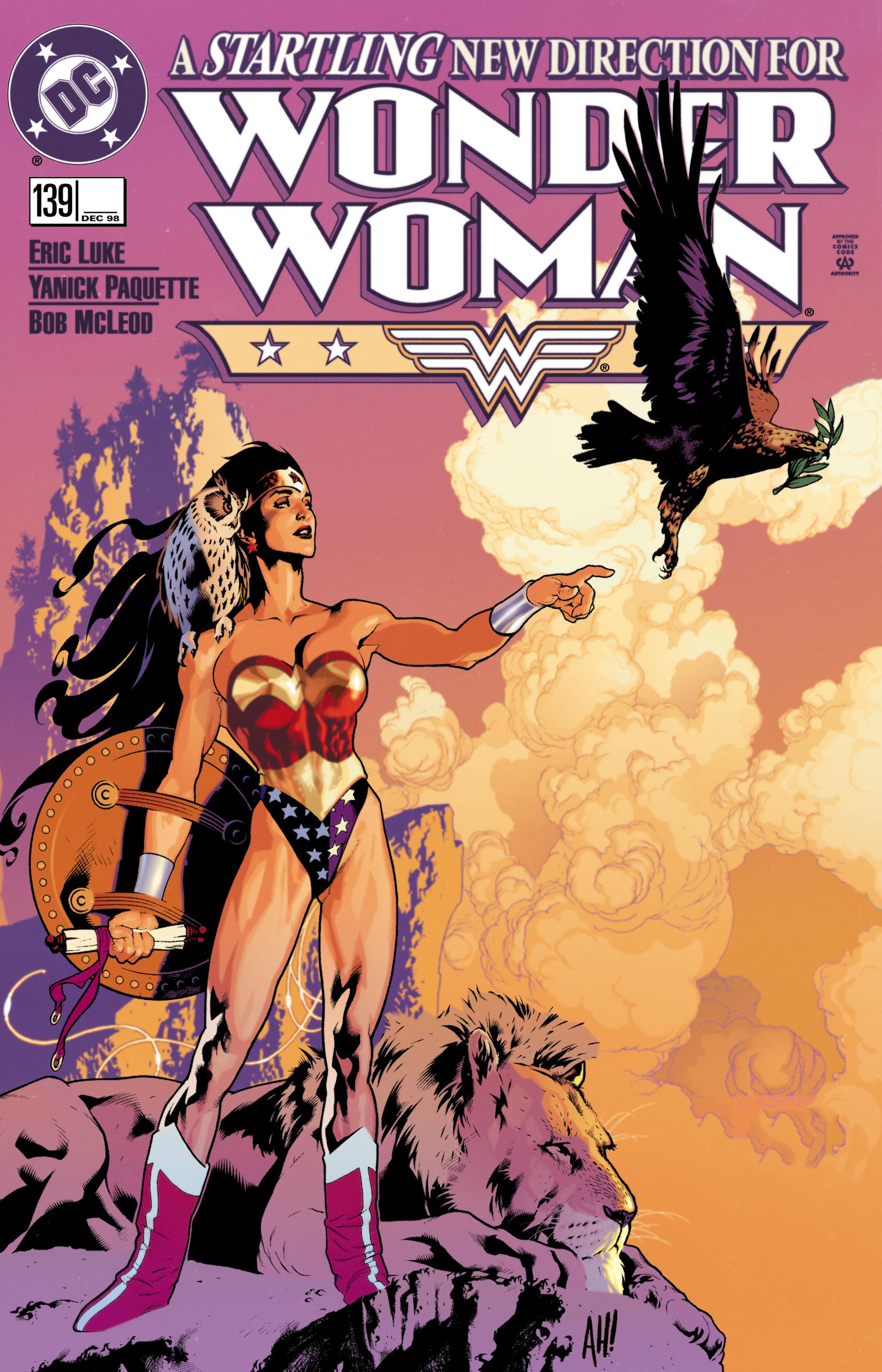 Read online Wonder Woman (1987) comic -  Issue #139 - 1