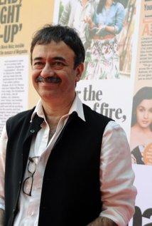 Rajkumar Hirani. Director of PK