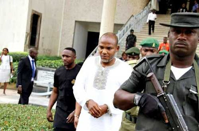 High Court Strikes Out 6 Charges Against Nnamdi Kanu