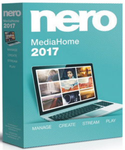 Nero MediaHome 2017 with Key