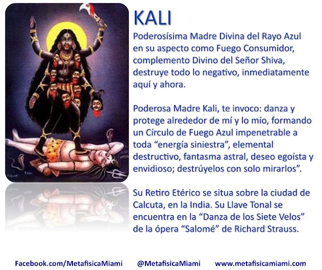 Metafísica Miami Kali Poderosa Protección At Metafisicamiami