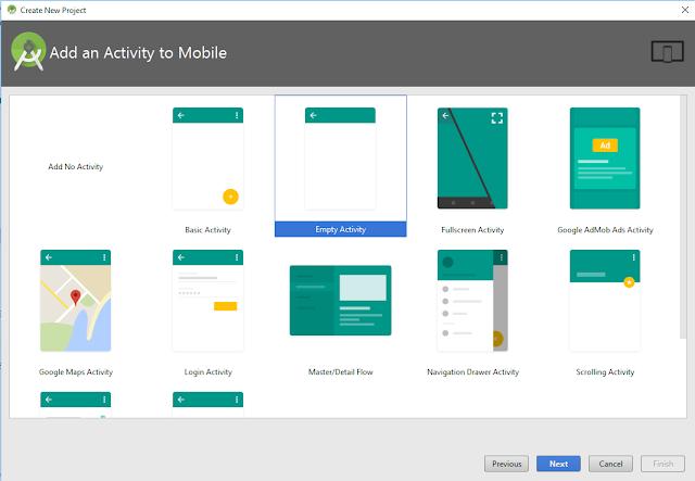 Cara Membuat List View Keren Dengan Android Studio