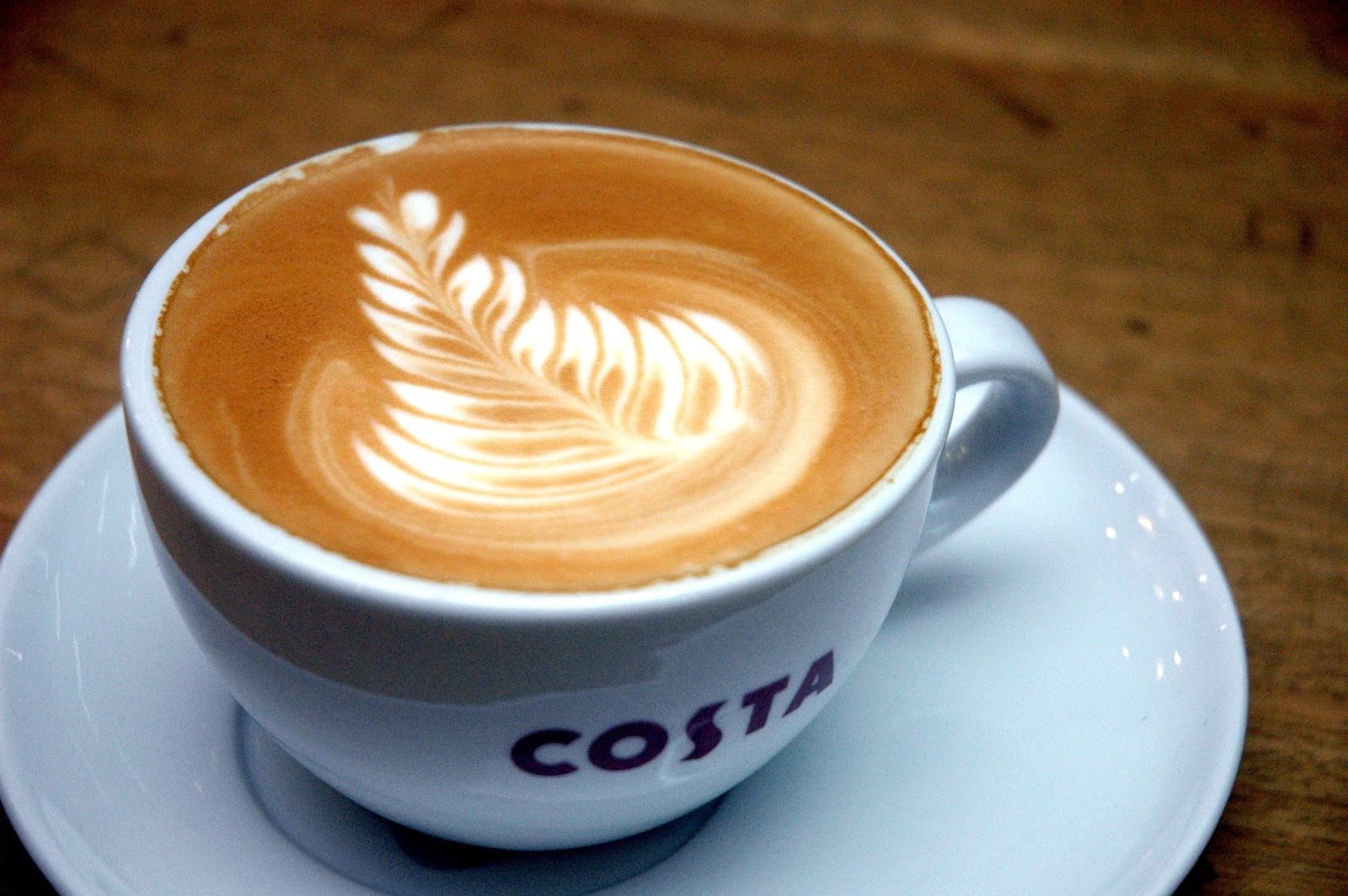 Costa Coffee Arabica Robusta Dude For Food London Style A Matter Of Taste At Costa Coffee