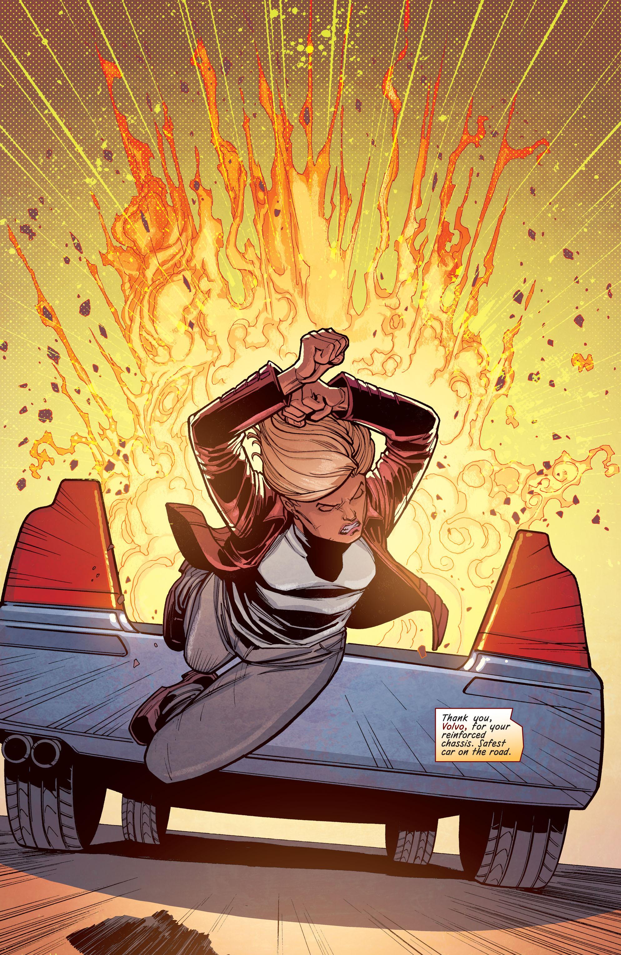 Read online Slash & Burn comic -  Issue #4 - 17