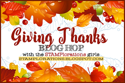 Giving Thanks Special Blog Hop