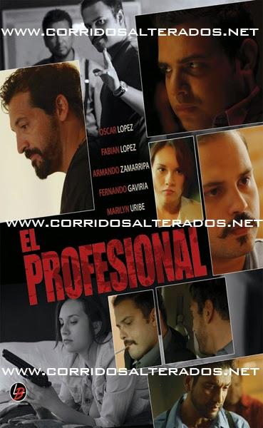 El Profesional La Pelicula (DvdRip) (2015)