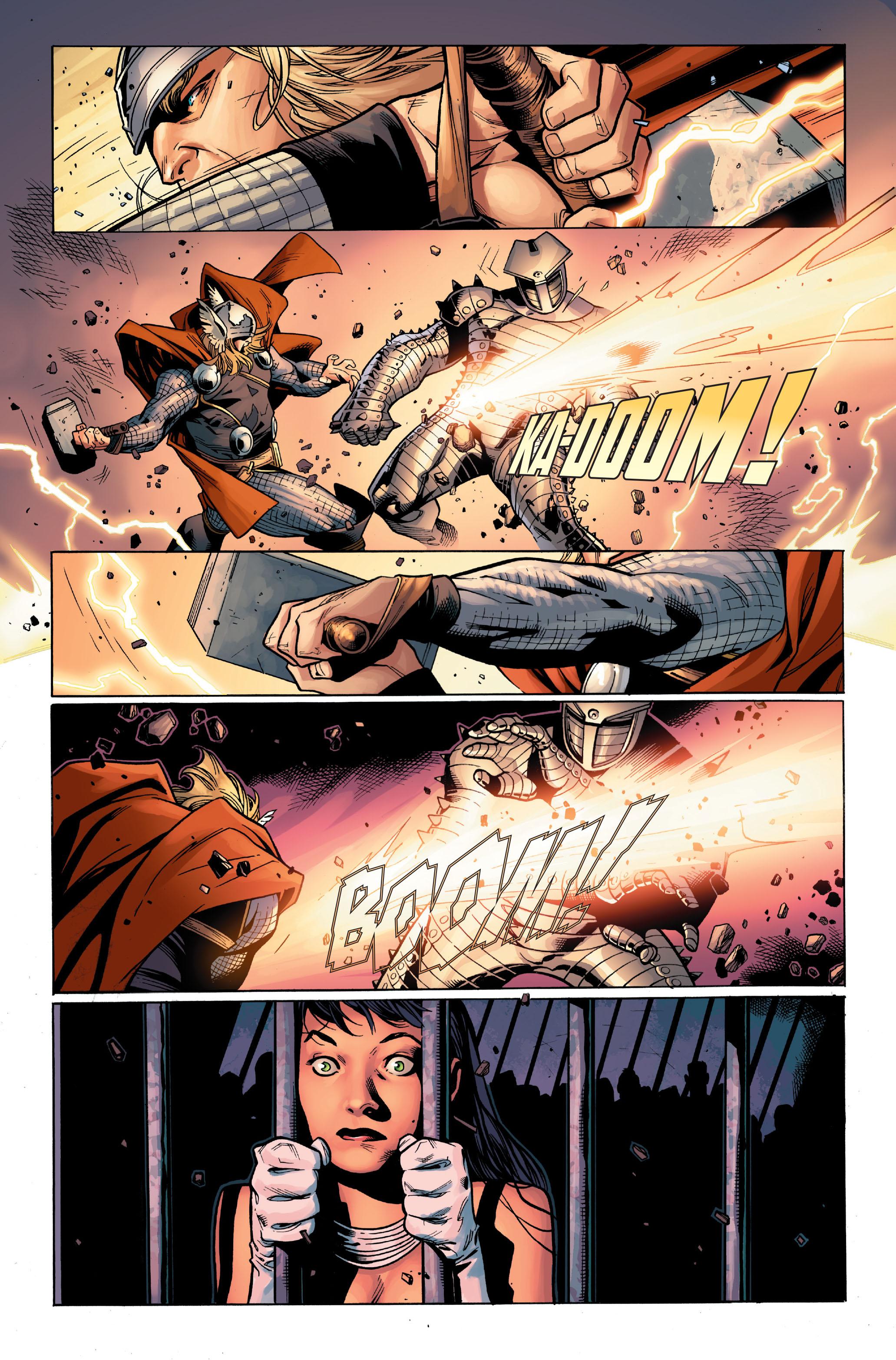 Thor (2007) Issue #5 #5 - English 13