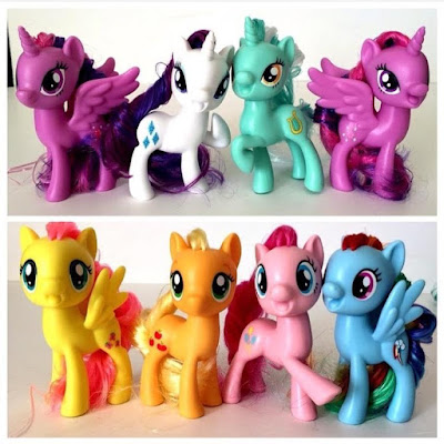 My Little Pony Movie Brushables