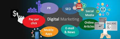 Các ứng dụng của digital marketing