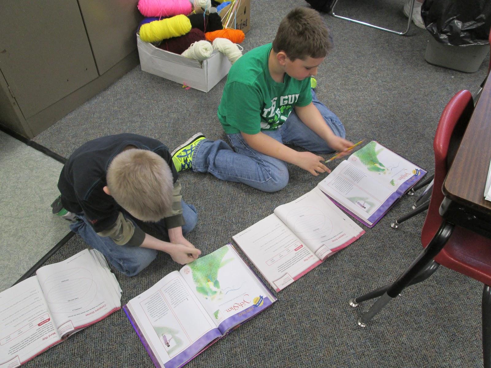 Third Grade Blog Reading With Mrs Bender